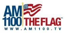 am 1100 the Flag