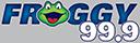 Froggy 99.9 Logo